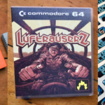 Luftrauserz Cleared For Landing On The C64