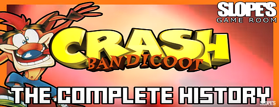 Crash Bandicoot: The Complete History