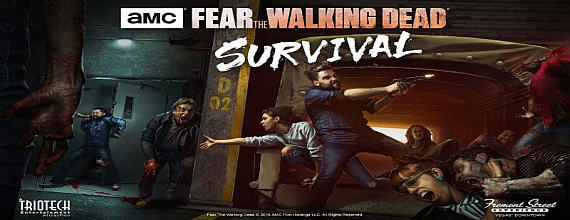 Fear The Walking Dead Hits The Old Vegas Strip!