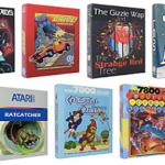 New Atari 8-bit Games in AtariAge Store