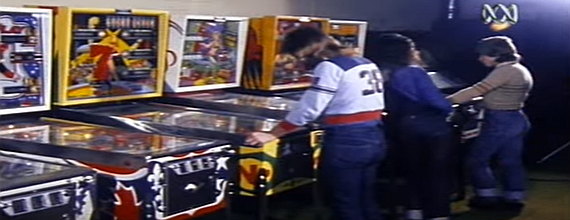 Pinball Machines Almost Banned in 1978