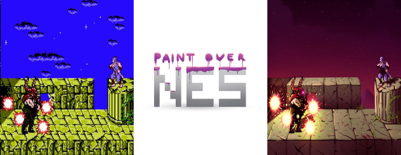 NES Paint Over: Touching Up The Classics