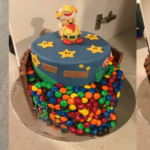 Super Captain Toad Cake