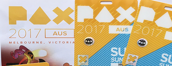 The Classic PAX Aus 2017 Ticket Giveaway