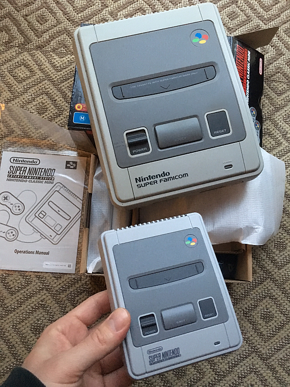 how to get more games on snes mini
