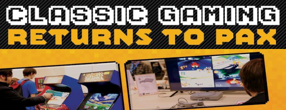 Classic Gaming Returns To PAX