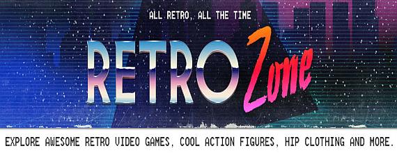 Amazon's Retro Zone: All Retro. All The Time