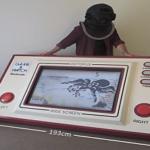 Super Size Me: Mega Nintendo Game & Watch Octopus