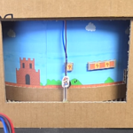 How to Make A Super Mario Bros Game Using Cardboard