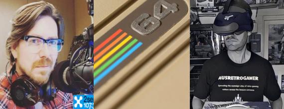 2SER Radio Chat: The Commodore 64 Returns