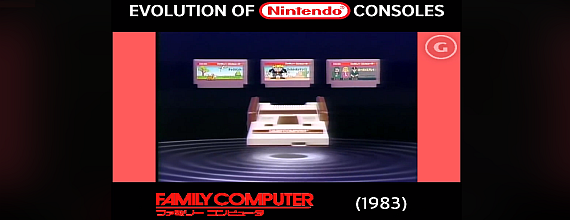 The Evolution Of Nintendo Consoles