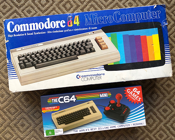C64 Mini Game Pack