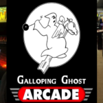 Bucket List Entry 24: Galloping Ghost Arcade