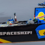 LEGO: The Amazing Pinball Machine