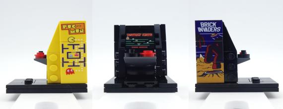 LEGO Minifigs: Unleash Your Inner Mini Retro Gamer