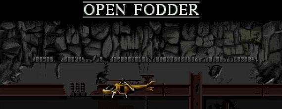Open Fodder: An Open Source Port Of Cannon Fodder