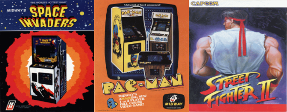 Highest-Grossing Arcade Machines of All Time | AUSRETROGAMER