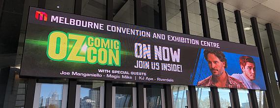 Oz Comic-Con Melbourne 2018 Highlights
