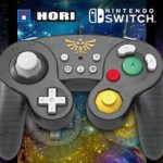 Hori Classic GameCube-Style Controllers for the Nintendo Switch