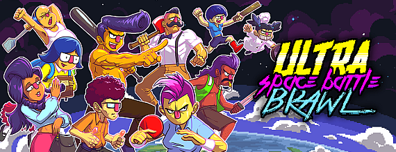 Ultra Space Battle Brawl: It's Bang Bead For Your Switch!