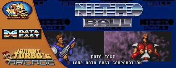 Johnny Turbo's Arcade: Welcome to the world of Nitro Ball!