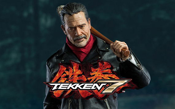 Negan In Tekken 7 Is Smart Ausretrogamer