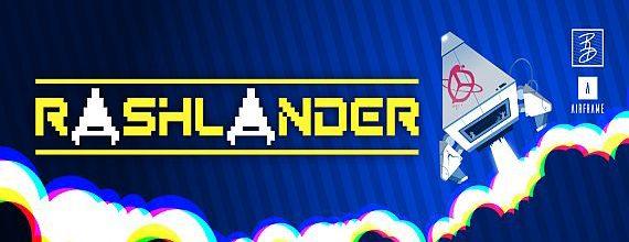 Indie Arcade Cabinet: RASHLANDER