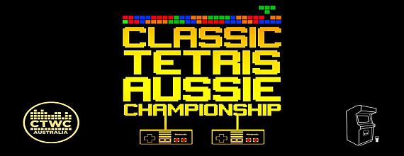 Classic Tetris Aussie Championship 2018