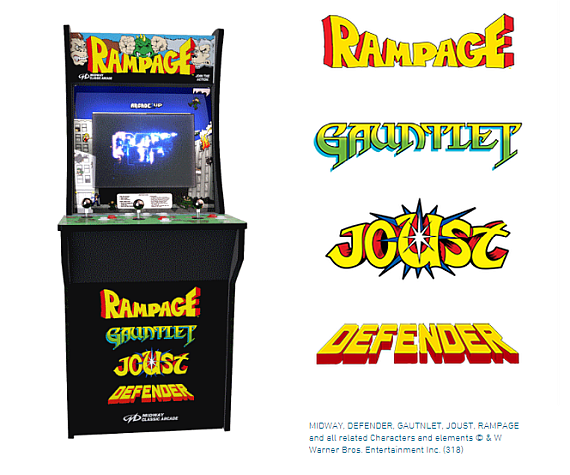 Arcade 1UP | AUSRETROGAMER