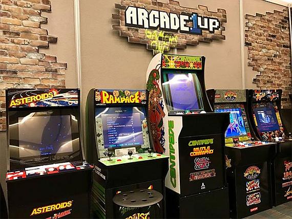 Arcade1Up: Classic Arcade Games For The Home | AUSRETROGAMER