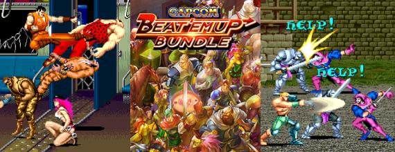 Capcom Beat'Em Up Bundle – Classic Side-Scrolling Brawlers
