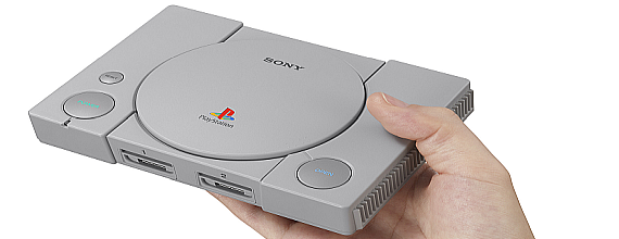 Introducing the PlayStation Classic – with 20 Classic PS1 Games