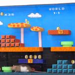 Super Mario Bros. Maze for a Rat!