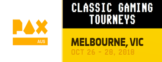 PAX Aus 2018: Classic Tournaments