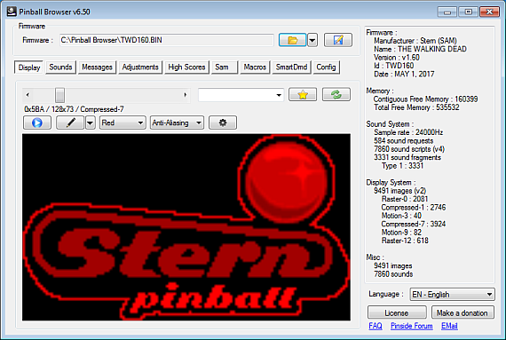 Pinball Browser: Customise Your Machine | AUSRETROGAMER