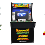 Arcade1Up – Rampage Review