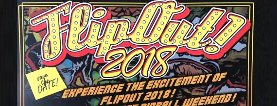 Pinball: FlipOut 2018