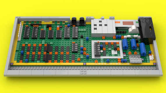 The C64 Full Size