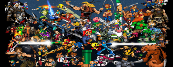 Video Game Posters To Drool Over