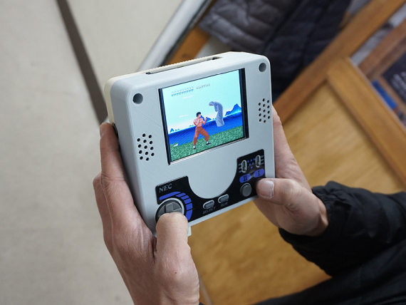Hot Mobile Gaming: The Handheld PC-Engine | AUSRETROGAMER