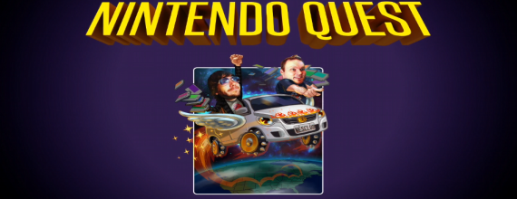Nintendo Quest: The Unofficial and Unauthorised Nintendo Documentary is now on SBS OnDemand!