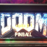 Doom Pinball: A One Of A Kind Pinball Machine