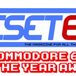 Reset64 Magazine 2018 Commodore 64 Game of the Year Award