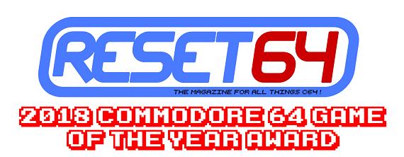 Reset64 2018 C64 Game of the Year Award | AUSRETROGAMER