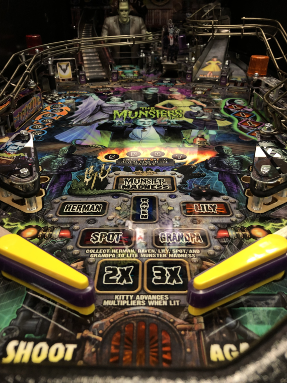First Impressions: The Munsters Pro Pinball | AUSRETROGAMER