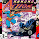 Action Comics Annual #1: The Game?