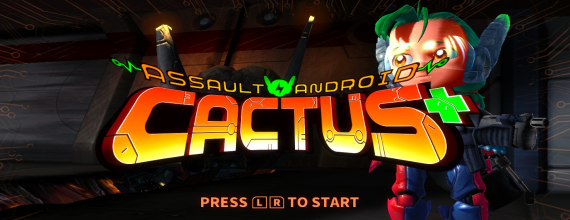 Nintendo Switch Review: Assault Android Cactus+