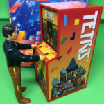 Tetris 35th Anniversary Silver Coin