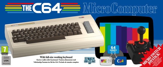 C64 Mini | AUSRETROGAMER