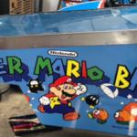 Wheelchair Accessible Super Mario Bros. Pinball